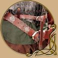 Costume - Robin Hood Belt , Sword Sheath and Pouch
